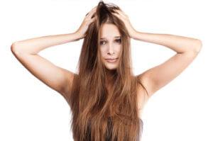 Как сделать маску для волос против сухости кожи
