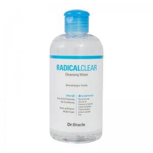 мицеллярная вода только для очищения