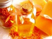 Как применять масло календулы?