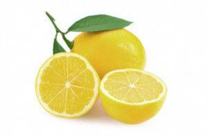 лимонный пилинг дома