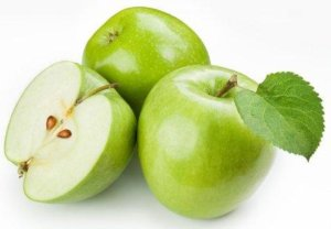 яблочный пилинг дома