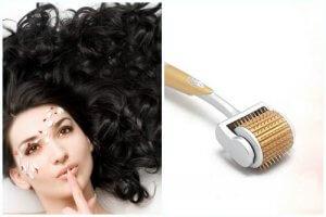 микронидлинг для волос
