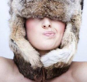 зимний уход за кожей лица и тела