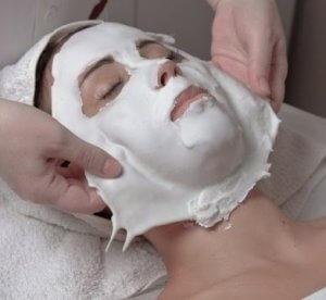 альгинатная маска своими руками